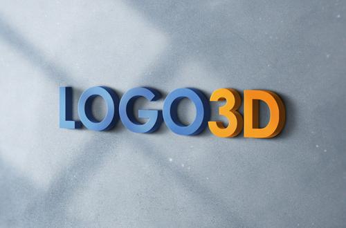 litery przestrzenne 3d