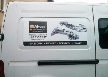 magnes na auto