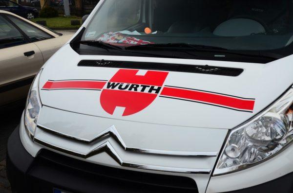 oklejanie-samochodow-wurth