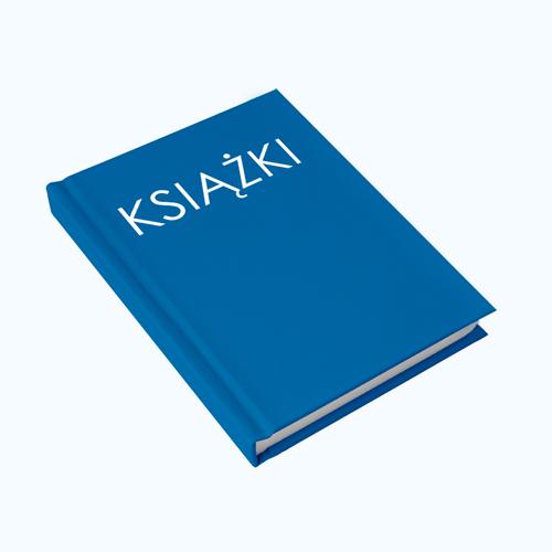 wydruk książek