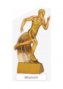 Statuetka dla biegacza