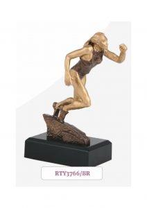 Statuetka biegaczka