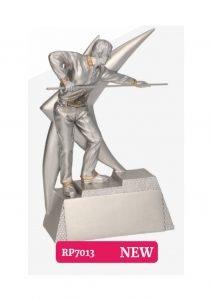 sportowa statuetka bilard