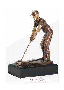 sportowa statuetka golf