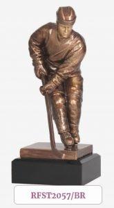 hokej statuetka sportowa