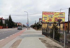 oklejanie billboardów