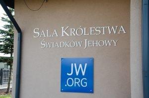 Sala Królestwa Światków Jehowy