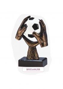 Statuetka piłka nożna