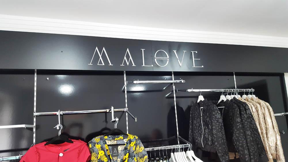 logo przestrzenne 3d do sklepu odzieżowego
