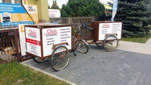oklejanie rowerów