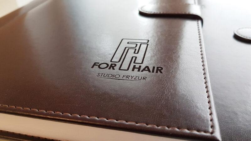 kalendarz z logo