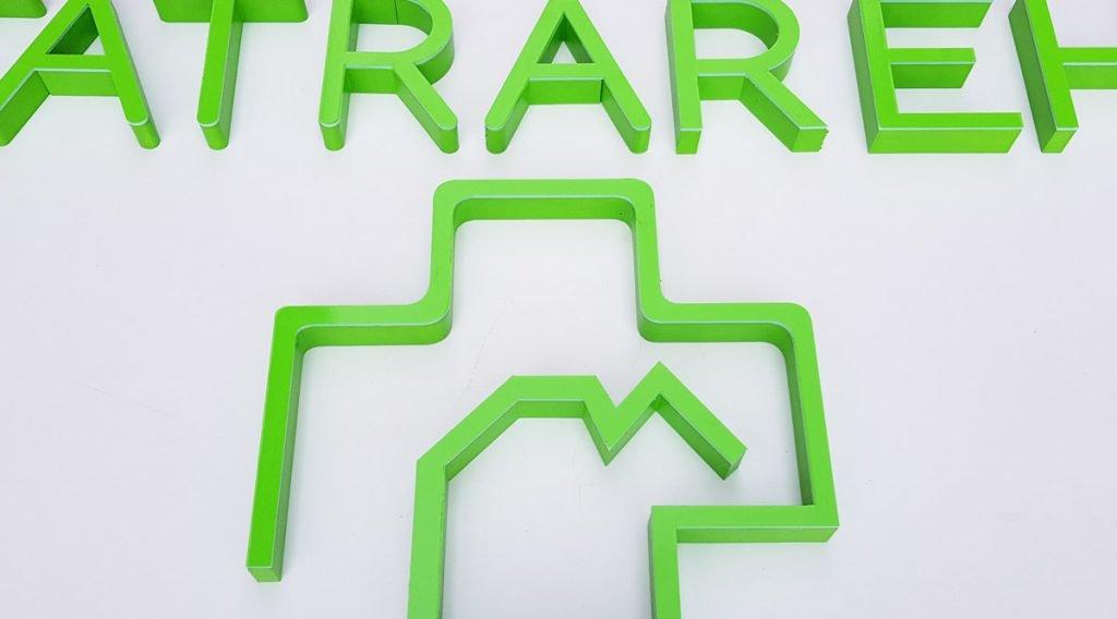 litery logo 3d