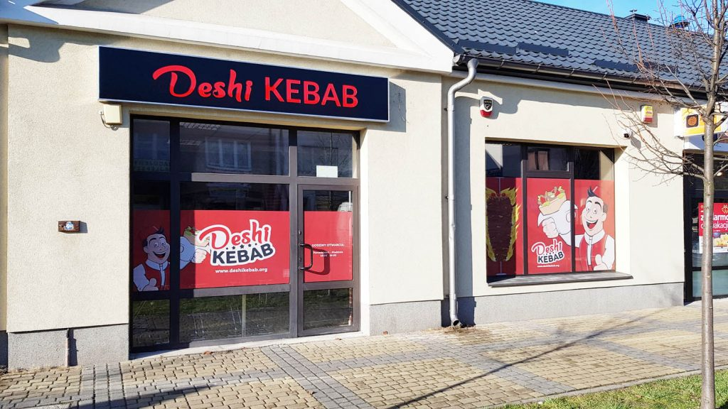 kebab reklama