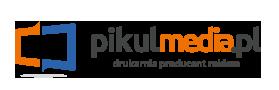 Drukarnia Pikul Media – reklamy – litery przestrzenne 3D Logo