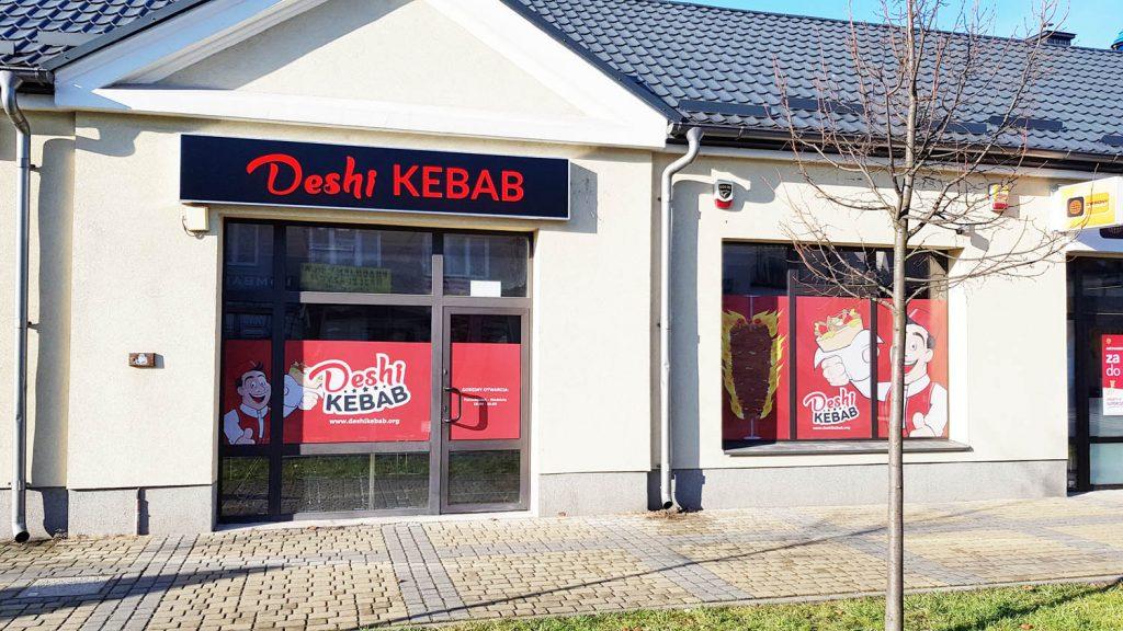 reklama kebab