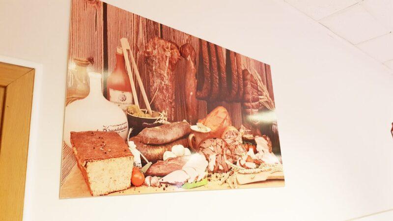 zdjęcie na ścianę do sklepu