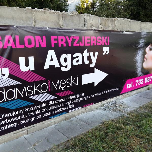 Banery Reklamowe Producent Biłgoraj Hrubieszów Drukarnia