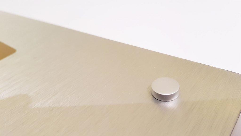 dystanse aluminiowe