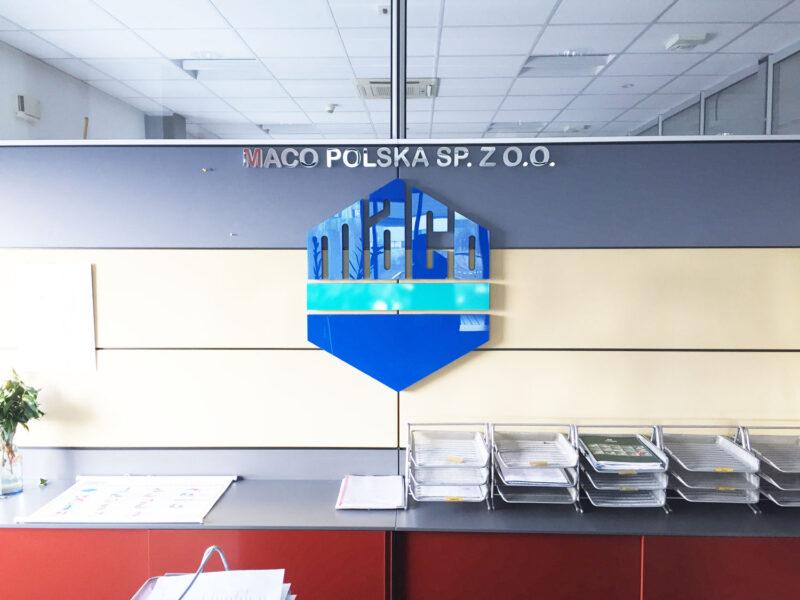 maco polska logo