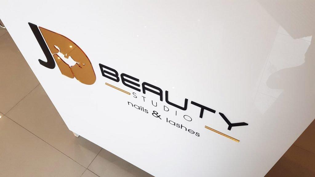studio paznokci logo 3d