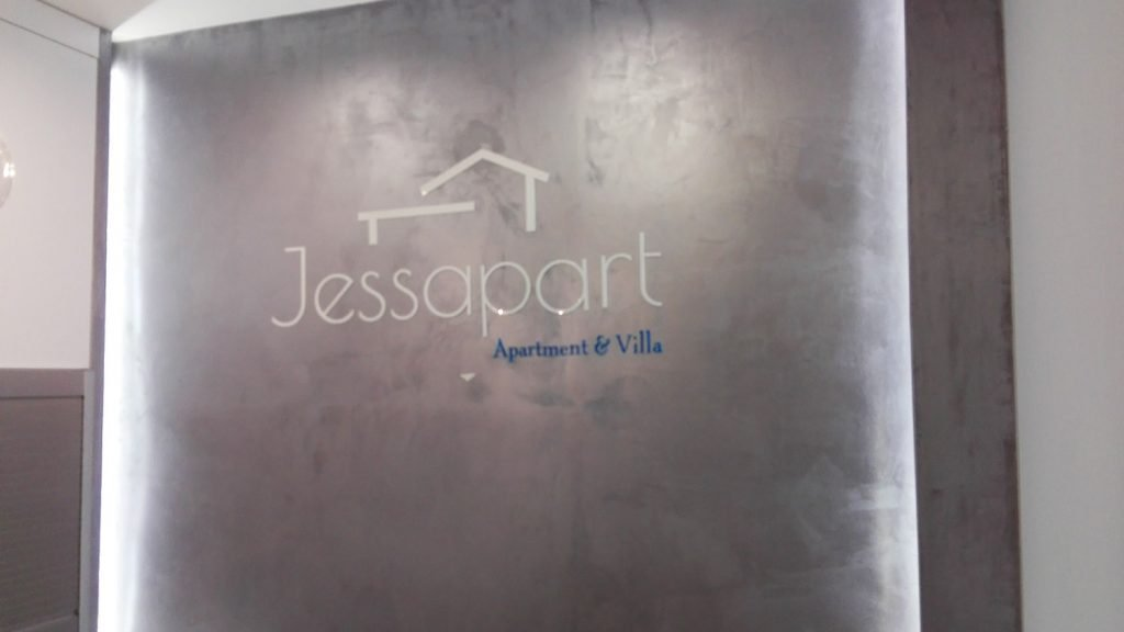Jessapart logo 3d Warszawa