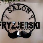 logo do salonu fryzjerskiego