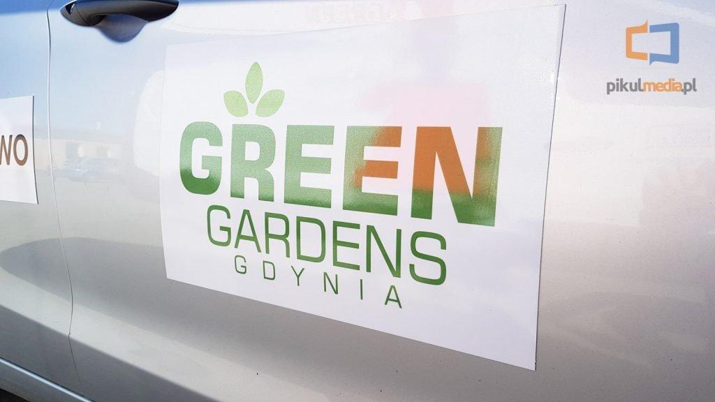 green garden reklama