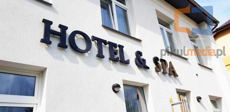litery 3d hotel