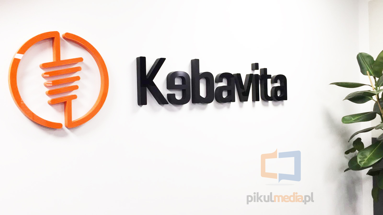logo 3d kebab