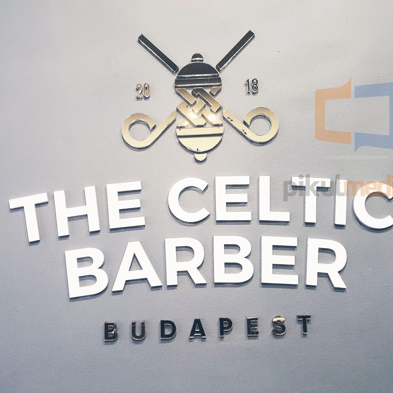 3d logo Hungary