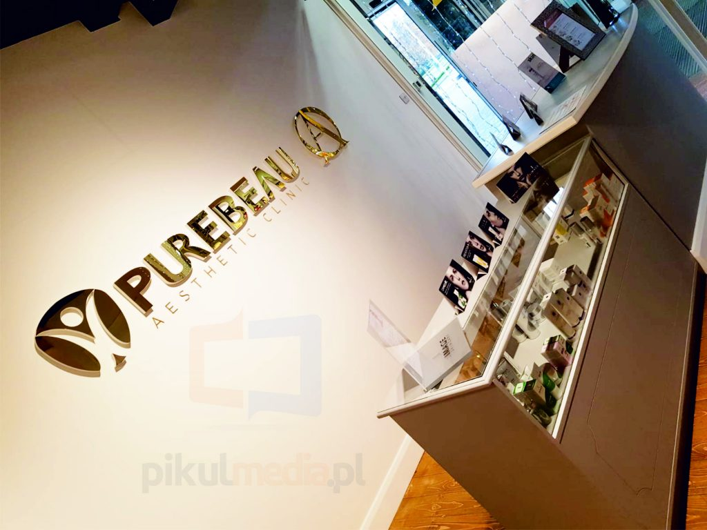 purebau logo 3d