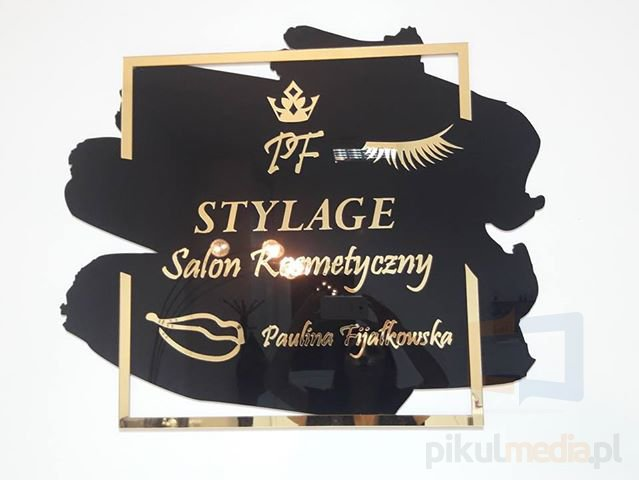 logo 3d kosmetyczka