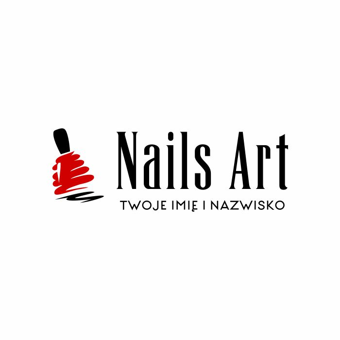 nails art logo