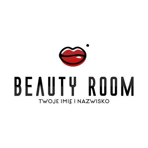 beauty room litery 3d