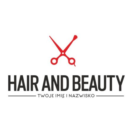 hair and beauty litery 3d