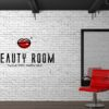 litery 3d beauty room