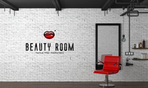 litery 3d beauty room
