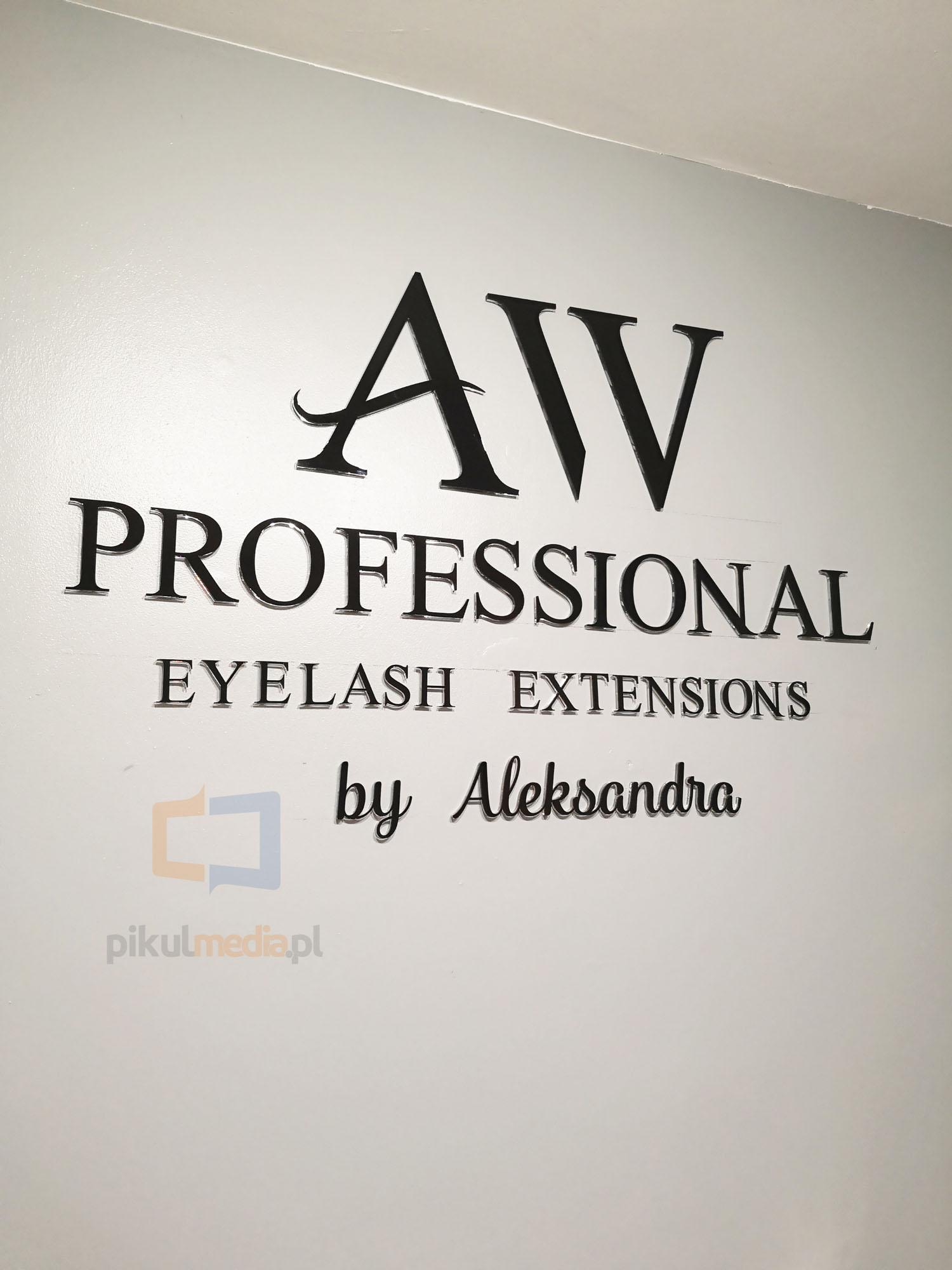 logo do salonu kosmetycznego