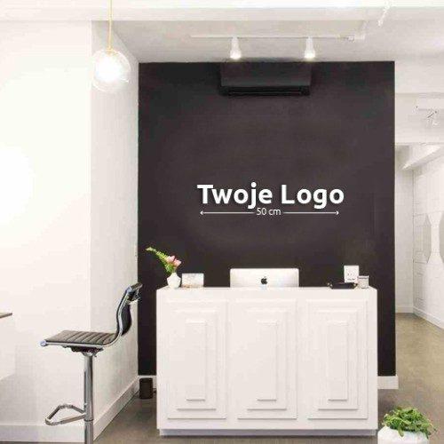 Twoje logo 3d na ścianę