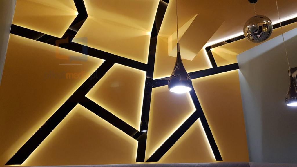 oświetlenie pomieszczenia