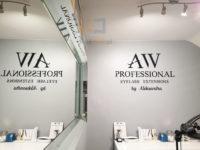 reklama 3d salonu kosmetycznego