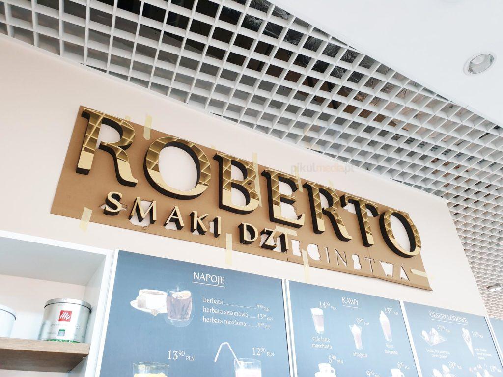 zdjęcie z montażu logo