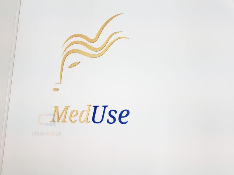 meduse warszawa logo 3d