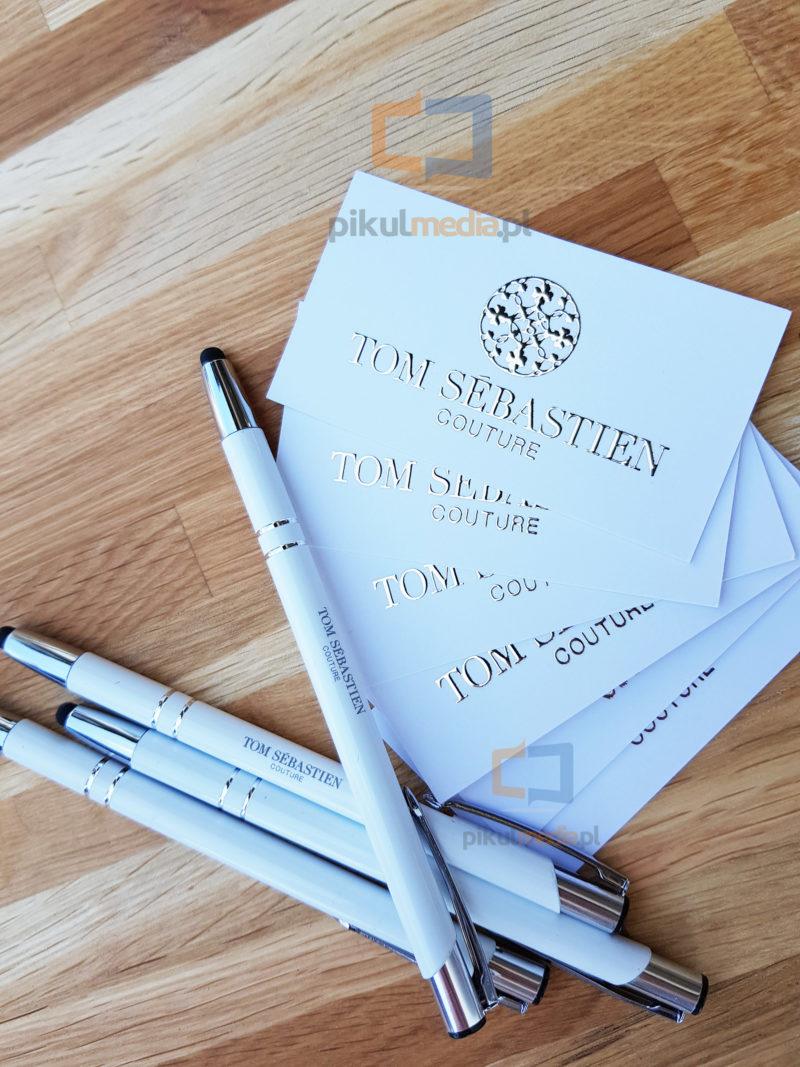 Długopisy reklamujące twoja firmę.