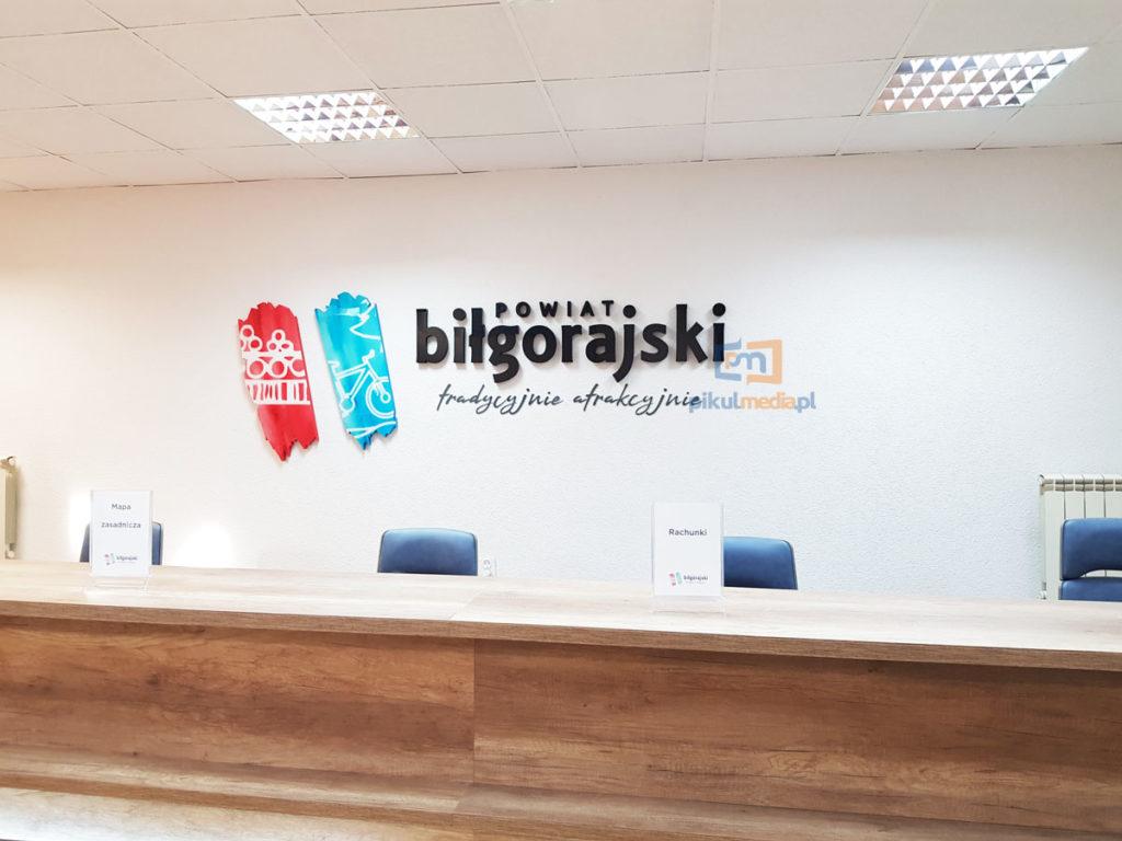 Powiat Biłgorajski Nowe Logo