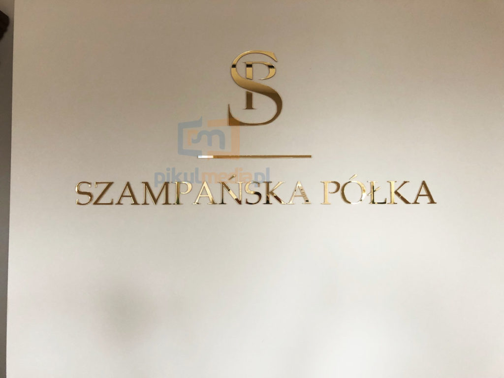 Eleganckie logo 3D